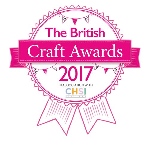 Blog of the Year (Knitting & Crochet) 2017 - 2nd place