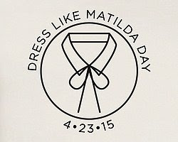 Dress Like Matilda Kahl Day