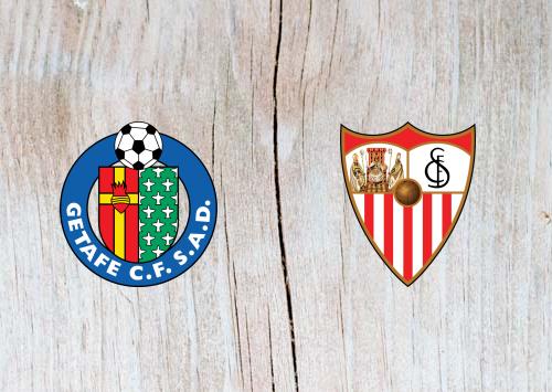 Getafe vs Sevilla - Highlights 21 April 2019