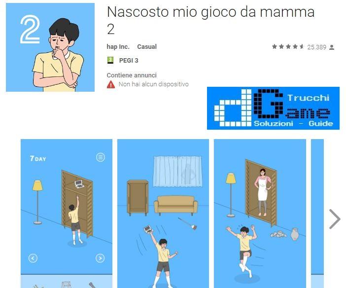 Soluzioni Nascosto mio gioco da mamma 2 di tutti i livelli | Walkthrough guide
