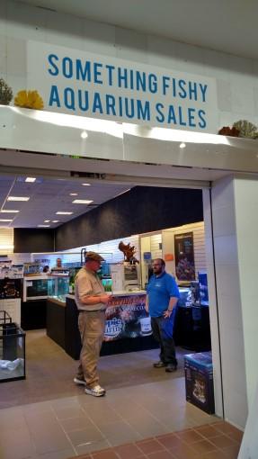 Something Fishy Aquarium Supply Sales Moved To Via Port
