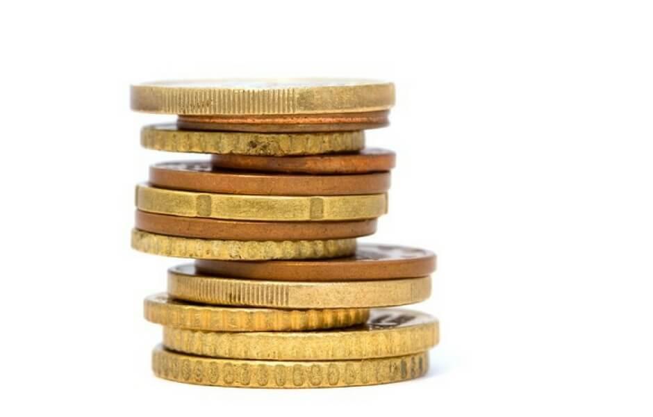 stapelmunten euros