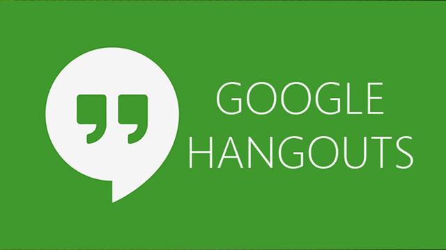 Google cerrará su aplicación Hangouts en el 2020