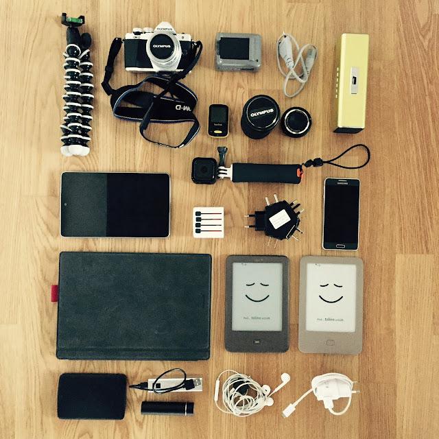 Technik Gadgets Weltreise