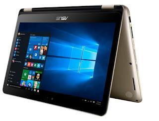 Spesifikasi ASUS VivoBook Flip TP301