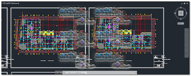 Download-AutoCAD-housing-building-cad-dwg