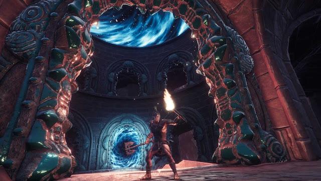 Conan Exiles comienza su cuenta atrás con un nuevo tráiler