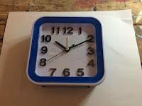 One cheap alarm clock