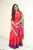 Manasa in Pink Salwar At Fashion Designer Son of Ladies Tailor Press Meet Pics ~  Exclusive 84.JPG