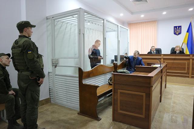 Суд продовжив арешт Без'язикова