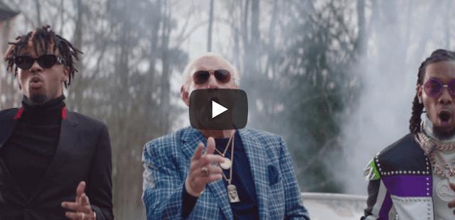 Video: 21 Savage, Offset, Metro Boomin – Ric Flair Drip