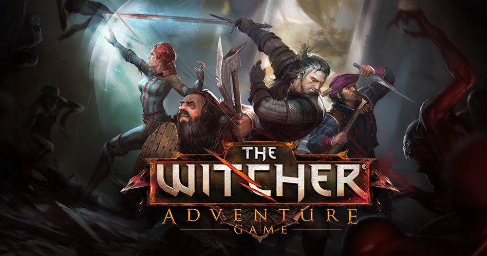 The Witcher Adventure Game PC Download Poster