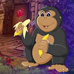 Games4king Ape Rescue Wal…