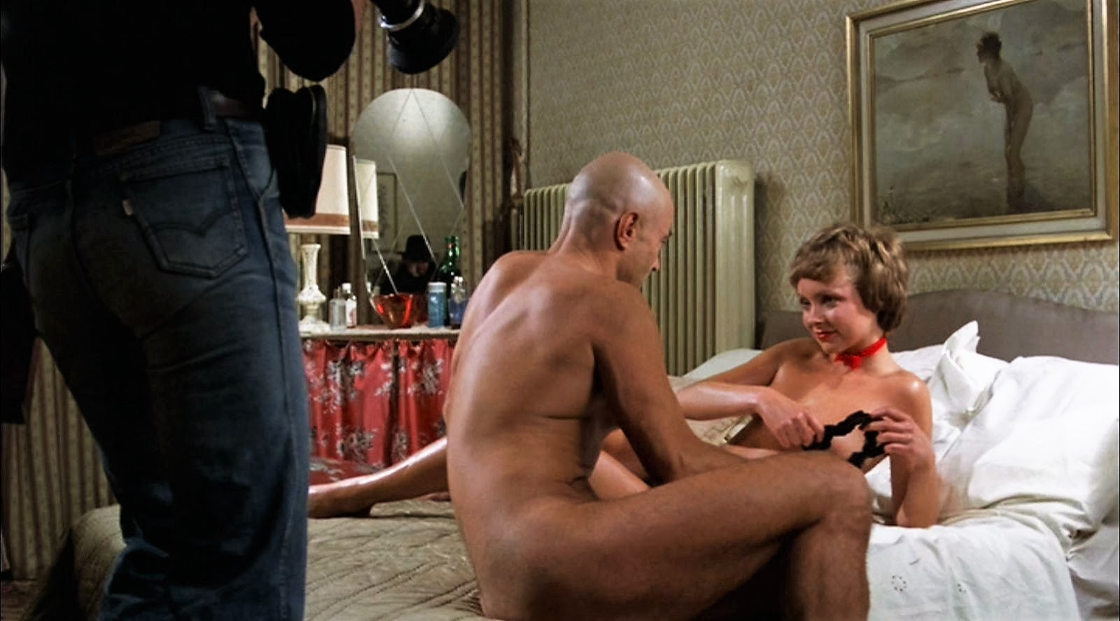 Mature German Fist Squirting