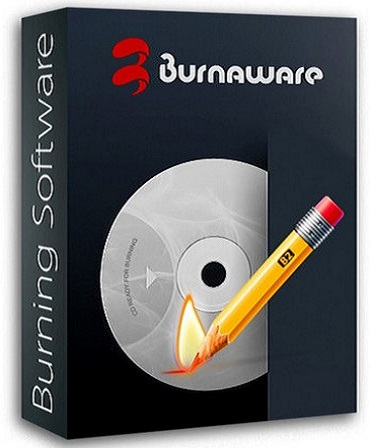 BurnAware Premium 10.0 poster box cover