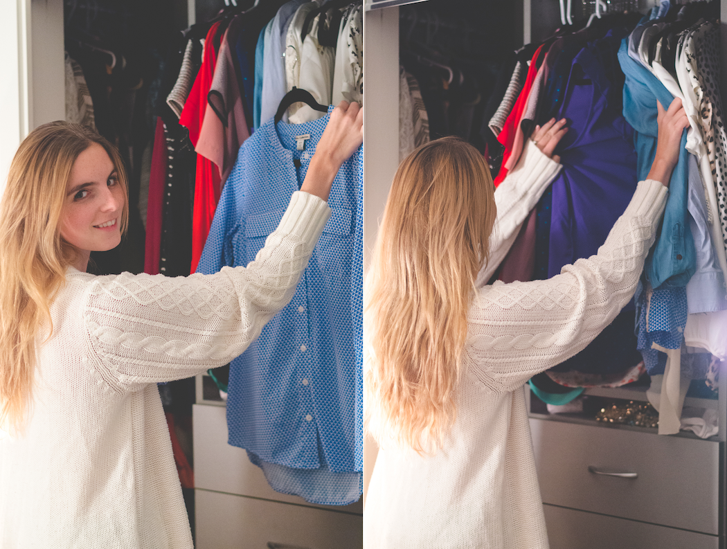 Why Its Time for a Closet Detox & Give to Value Village