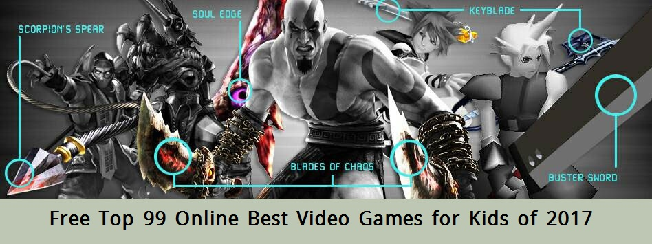 Free Top 99 Online Best Video Games For Kids Of 2017