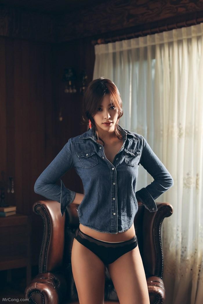 Image Kwon-Soo-Jung-MrCong.com-034 in post Người đẹp Kwon Soo Jung đầy mê hoặc trong bộ sưu tập nội y (134 ảnh)