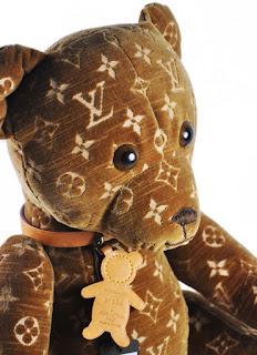 boneka beruang paling mahal