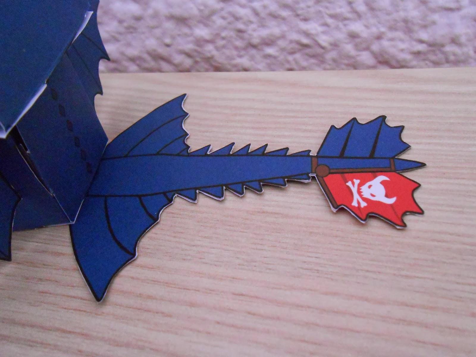 La Galerie d'Ezabora: Krokmou (Toothless, de Dragons ... - photo#34
