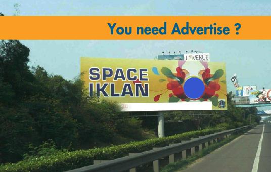 reklame billboard bandara