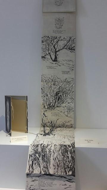 Dans branches du temps Hélène Baumel