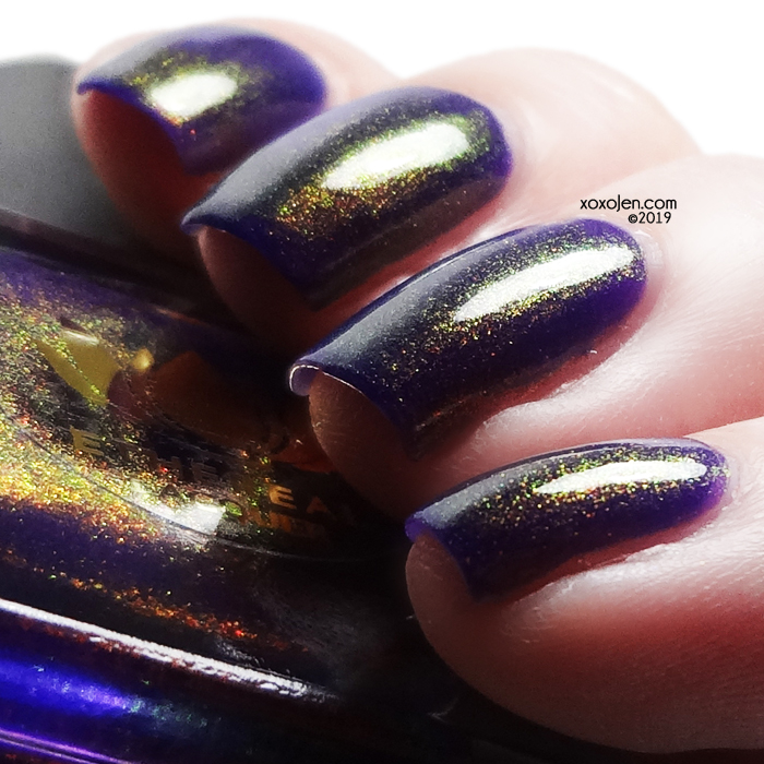 xoxoJen's swatch of Ethereal Danger Zone