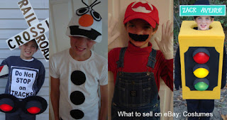 What to Sell on eBay: Halloween Costumes