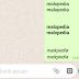 Tutorial membuat tulisan Tebal,miring,garis tengah di whatsapp