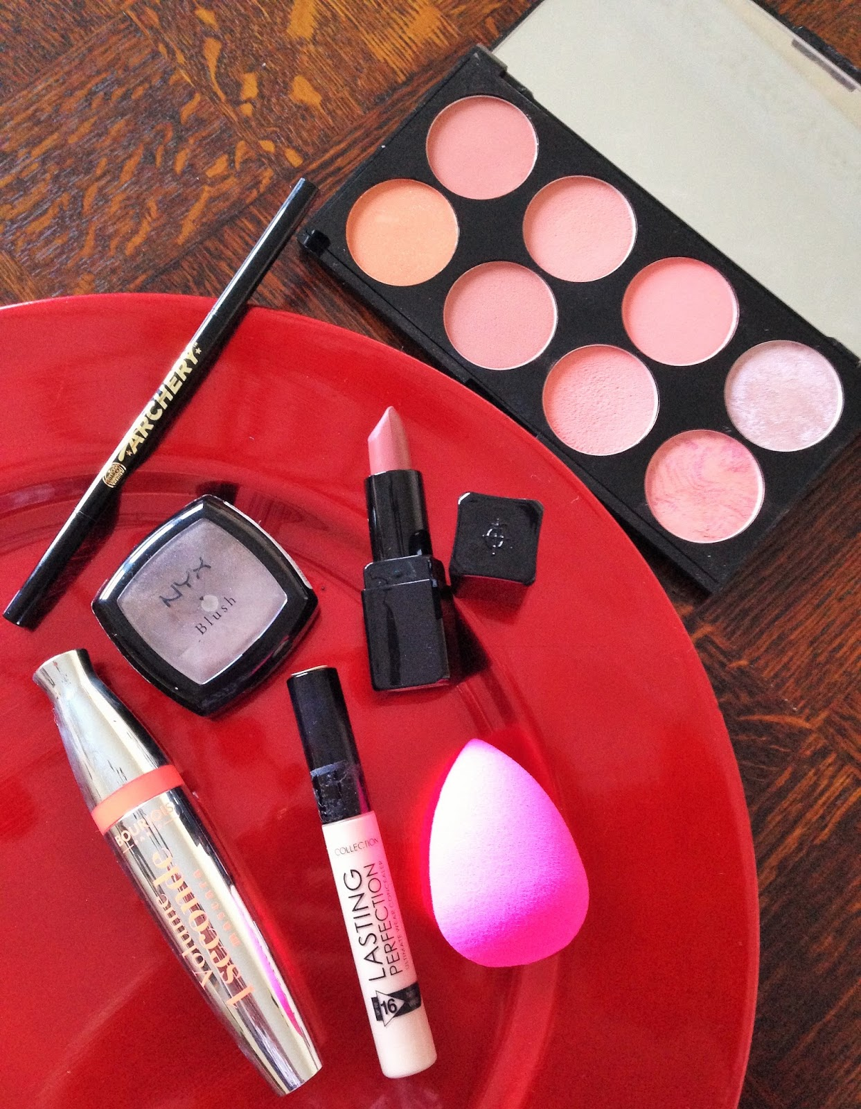 Make-Up Favourites 2014