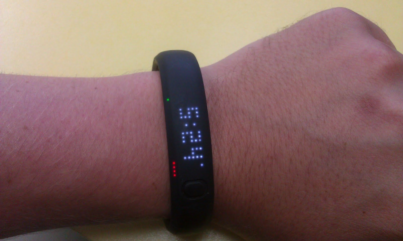 Whozits and Whatsits: Nike FuelBand