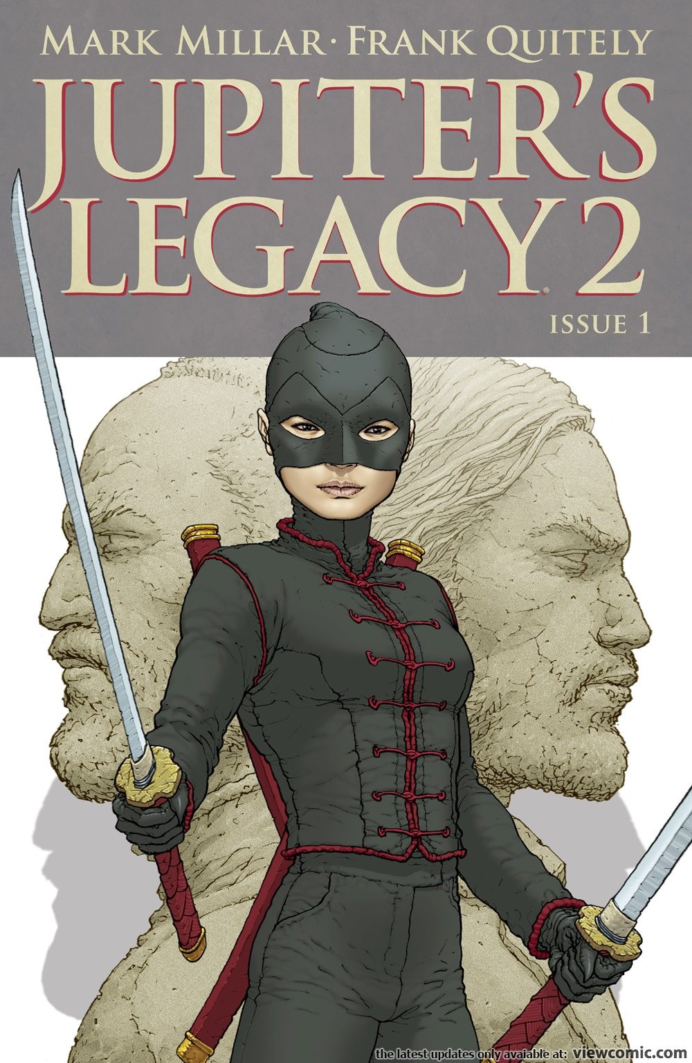 Jupiter S Legacy V2 001 2016 Read All Comics Online For Free