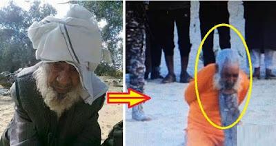 شاهدوا... داعش تعدم أحد أبرز الرموز الدينية في سيناء!