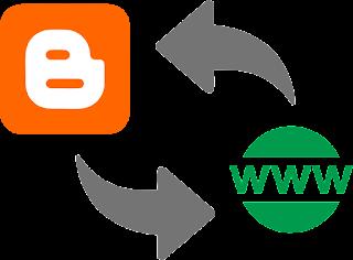 cara custom domain blogspot dengan domain pribadi (TLD)