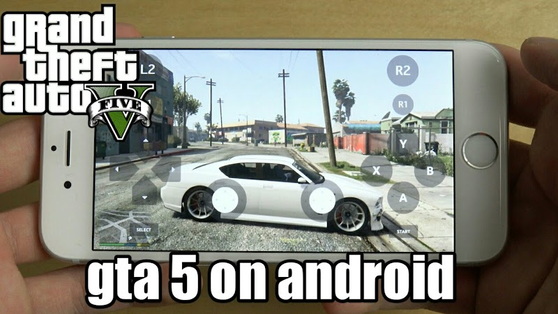 gta 5 for android apk+obb⬆⬆⬆