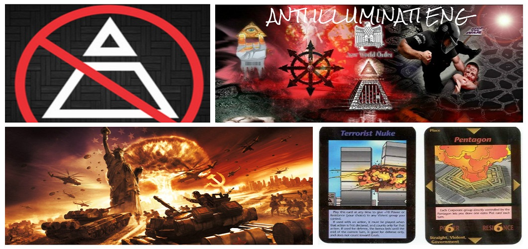 ANTI ILLUMINATI ENG: LUXURY BUNKER IN KANSAS CITY (SURVIVAL