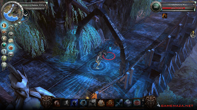 Legends Of Dawn Reborn Gameplay Screenshot 4