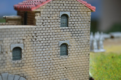 Gatehouse 1:144 (10 - 12mm) (Code: nj-144-rom1) 6