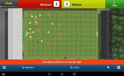 Football manager handled 2015 latest version mod