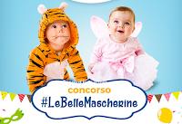 Logo Concorso ''Belle Mascherine'' e vinci kit di prodotti Humana