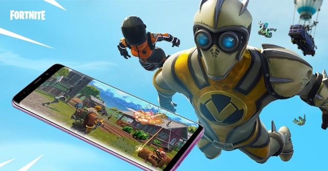 Fortnite de la Play Store