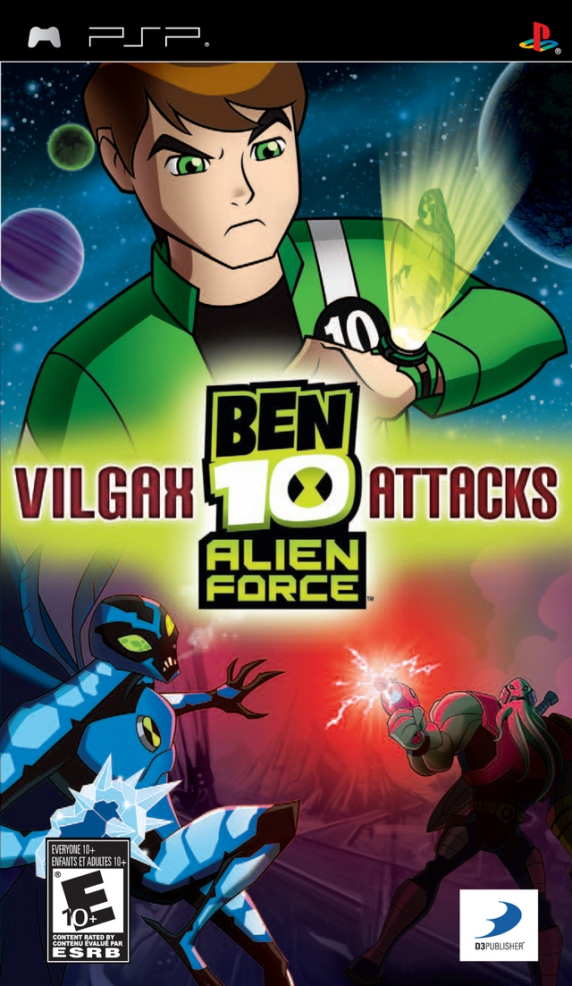 Ben 10 - Protector Of Earth (Europe) ISO PSP Download FREE ...