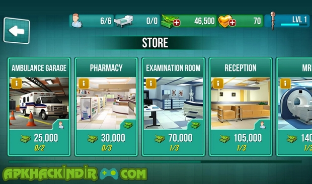 operate now hospital 1.8.2 hile