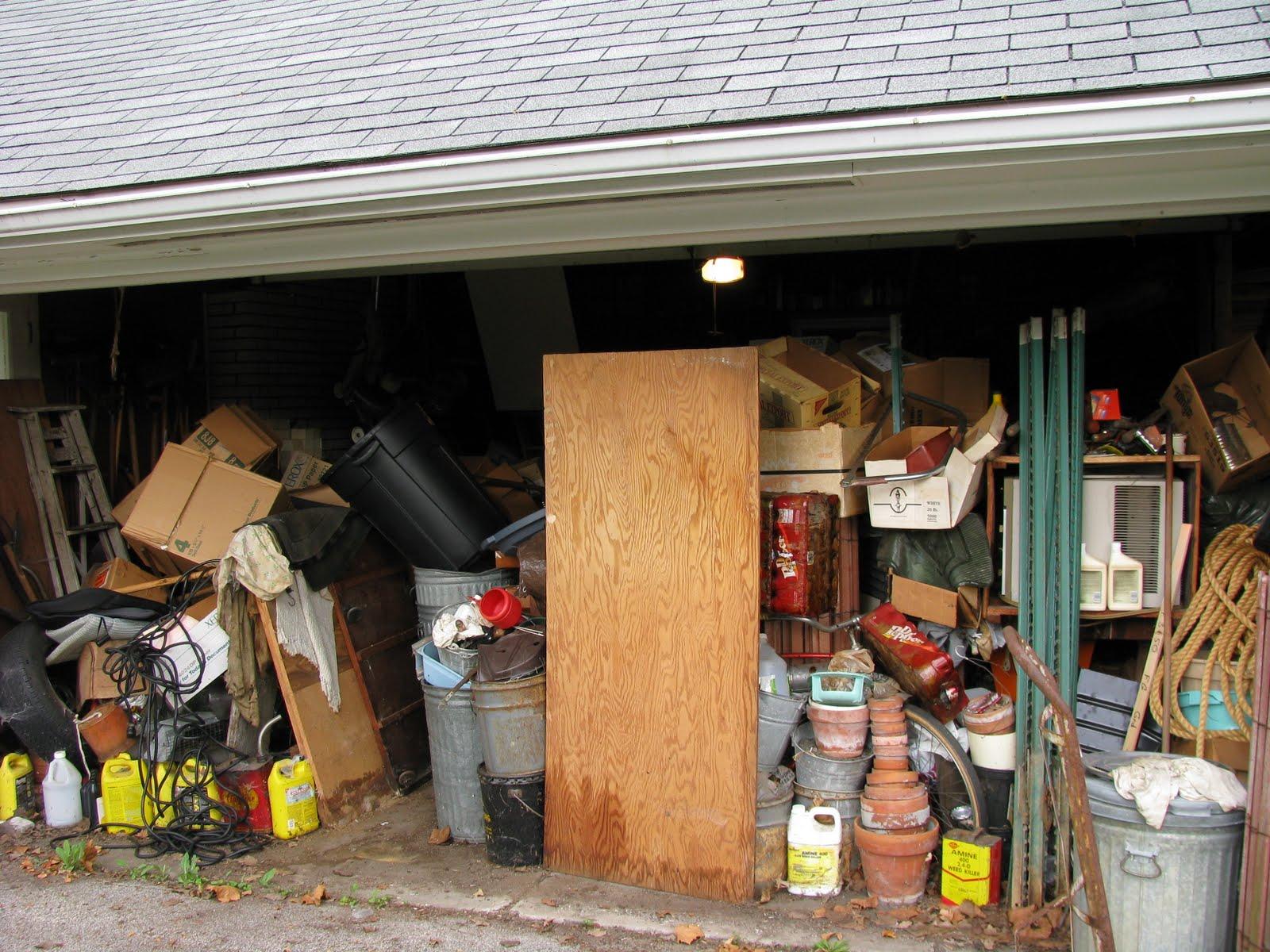 Garage Horder