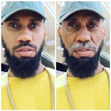 Davido, Phyno, Tiwa Savage & More: Shocking Photos Show How Celebs Will Look Like When They Grow Old
