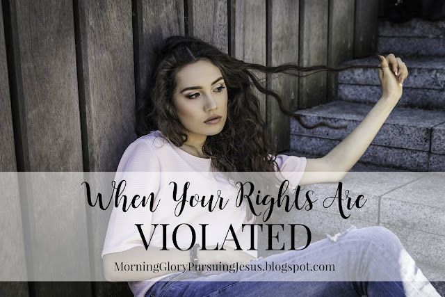 When Your Rights are Violated