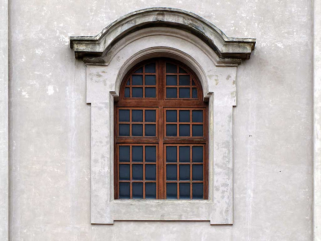 Front window, Church of Santa Caterina, Livorno