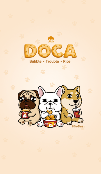 DOCA - Bubble & Trouble & Rice