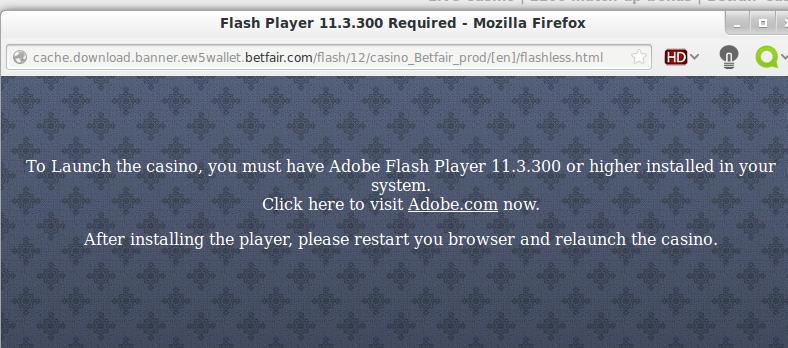 adobe flash player 11 download firefox