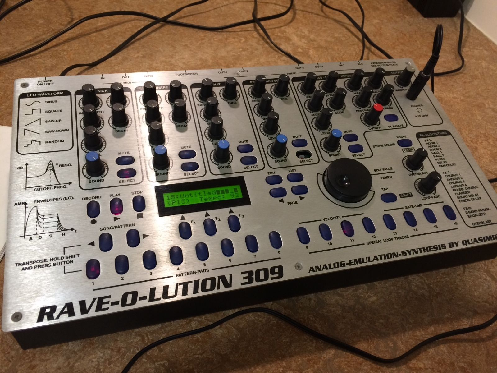matrixsynth quasimidi rave o lution 309 fully expanded. Black Bedroom Furniture Sets. Home Design Ideas